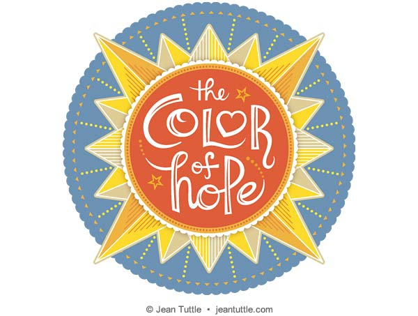 Color of Hope Logo
