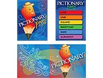 Pictionary Card & Box