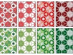 Snowstars Patterns I
